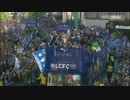 【LCFC Champions Parade】レスター・シティ優勝パレード