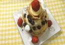 【つまんでパクパク食べられる!】ロールタワーケーキ