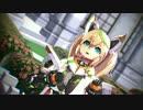 """【MMD】ジェネちゃんでPiNK CAT""""【PSO2es】"""