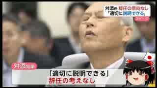 【ゆっくり保守】舛添都知事、政党交付金で2億5000万円の借金を返済か?