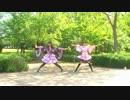 【ウルナ】凛として咲く花の如く 撫子ロック 踊ってみた【中2と高1】