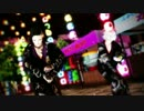 【MMD喰種】FUJIMORI-祭-FESTIVAL ウタ&金木+ゲスト thumbnail