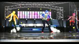 【UTAUカバー&MMD】shake it!【毛布音家】