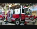 【緊急走行】消防署を見学していたら一緒に出動していた件 【アメリカ】