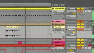 【DTM】Ableton LiveでシャープネルっぽいJ-CORE作ろうとした結果wwwwww