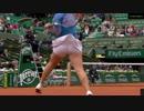 [エロ目線]ムチムチテニスプレイヤーの乳揺れ