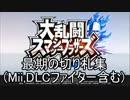 【Mii,DLCファイター】大乱闘スマッシュブラザーズforWiiU 最後の切り札集