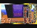 【Minecraft】マイクラの全ブロックでピラミッド Part39【ゆっくり実況】