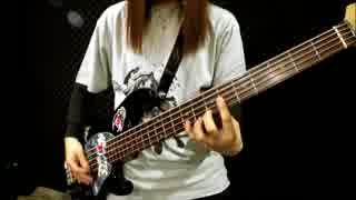 【リトルバスターズ!】(今更...)Alicemagicを弾いてみた【ベース】
