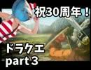 【FC版DQ1】祝30周年!初見でロト三部作制覇!【実況】part3