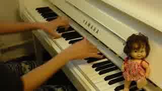 【UNDERTALE-アンダーテール】殺戮ルートボス Megalovaniaを弾いてみた-ピアノ