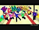 【MMDおそ松さん】Mr.Music(ギガP REMIX) thumbnail