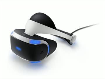 主をなす機器である「VRヘッドセット」