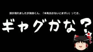 【ゆっくり保守】SEALDs奥田はまだネトウヨと戦ってたの?