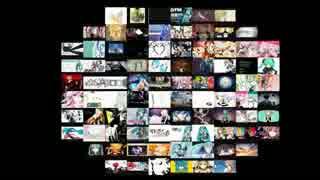 【80人で】My Favorite Vocaloid Song Medley EXTEND【歌ってみた】