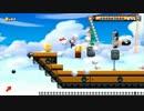 【実況】スーパーマリオメーカー world3-2【Glory Hunter】