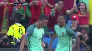 【EURO2016】ハンガリー 代表 vs ポルトガ