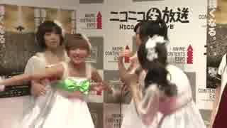 ACE2012『アイドルマスター』vs『ミルキィホームズ』vs『ゆるゆり』(3/5)