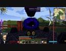【Minecraft】 マインクラフトで魔術猫生活 part10 【ゆっくり実況】