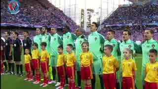 フルハイライト【EURO2016 ベスト16】 クロアチア代表 vs ポルトガル代表