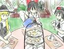 【第8回東方ニコ童祭】淡々と進む東方手書き漫画【×3】