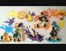 【Splatoon】イカアイシングクッキー作ってみた thumbnail