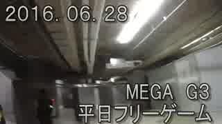 センスのないサバゲー動画 MEGA G3 2016.06.28