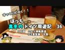 第10位:【ゆっくり】ドイツ周遊記 36 ハルツ狭軌鉄道 ICE食堂車で夕食 thumbnail