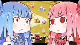 【ボイスロイド実況】茜のカービィボウルをプレイするで!part6