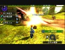 【MHX】獰猛ラーを大剣PTが狩技3種で華麗に狩猟、震怒フィニッシュ!