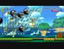 【実況】スーパーマリオメーカー world4【Glory Hunter】