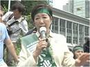 【都知事選2016】7.14 小池ゆりこ候補第一声街頭演説[桜H28/7/14]