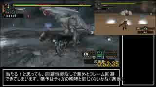【MHP2G】 縛り村クエRTA 9時間56分19秒 part2