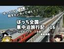 【ゆっくり】車中泊旅行記 16 ぼっちキャンプ その4 thumbnail