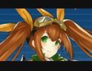 千年戦争アイギス囚われの魔法剣士:決戦☆3極重巨乳フレデリカっぱい