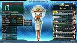 【beatmania IIDX 23 Copula】Marie Antoinette SPA (lv.11) 正規
