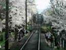 京福電鉄北野線(宇多野~鳴滝)の車窓から