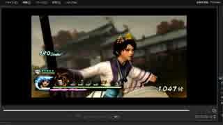[プレイ動画] 戦国無双4の東西無双合戦(東軍)をAKIRAでプレイ