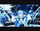 【MMDモデル配布あり】椛暗式- 雪ミクver1.0