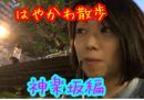 早川亜希動画#323≪はやかわ散歩、神楽坂編≫※会員限定※