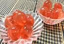 【夏バテ対策デザート!】ぷるぷるひんやりカリカリ梅わらび餅
