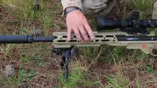 【世界初公開】米海兵隊『M40A6』精密射撃ライフル【最新鋭装備】