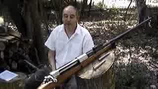 ドイツ製対戦車ライフル マウザー M1918