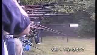 モシン・ナガンをみんなで撃って銃剣突撃するよ