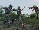 仮面ライダーV3 第33話「V3危うし!帰って来たライダー1号.2号!!」