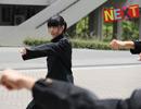 #8 情報番組「NEXT」2016.7.16号 応援団にチャレンジ!/片山友希 出演