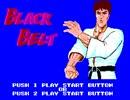 【TAS】Black Belt(日本版:北斗の拳)