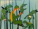 ホモと見る子供向けケモホモグロアニメ