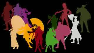 【UTAU無双】二周年記念に「廻り巡るサンホラメドレー」UTAってもらった。