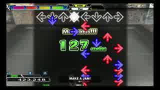[DDR A]MAKE A JAM! EDP[譜面確認用]
